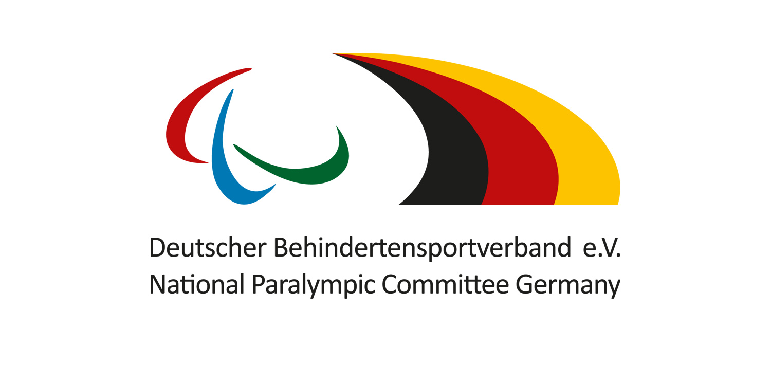 Logo des Deutschen Behindertensportverbandes e.V. - National Paralympic Committee Germany